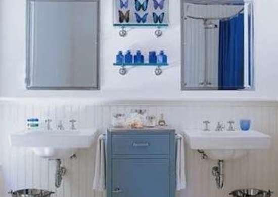 Sarah Jessica Parker's Bathroom
