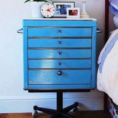 Diy projects 14 finish in a weekend improvements bob for How to build a nightstand from scratch
