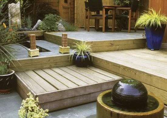 Small Backyard Ideas - 12 Ways to Add Enjoyment - Bob Vila on Tiered Yard Ideas id=22665
