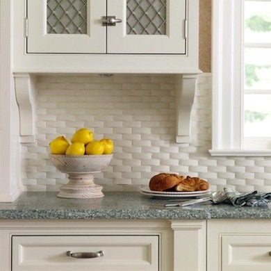 diy backsplash 11 outstanding tile options bob vila. Black Bedroom Furniture Sets. Home Design Ideas