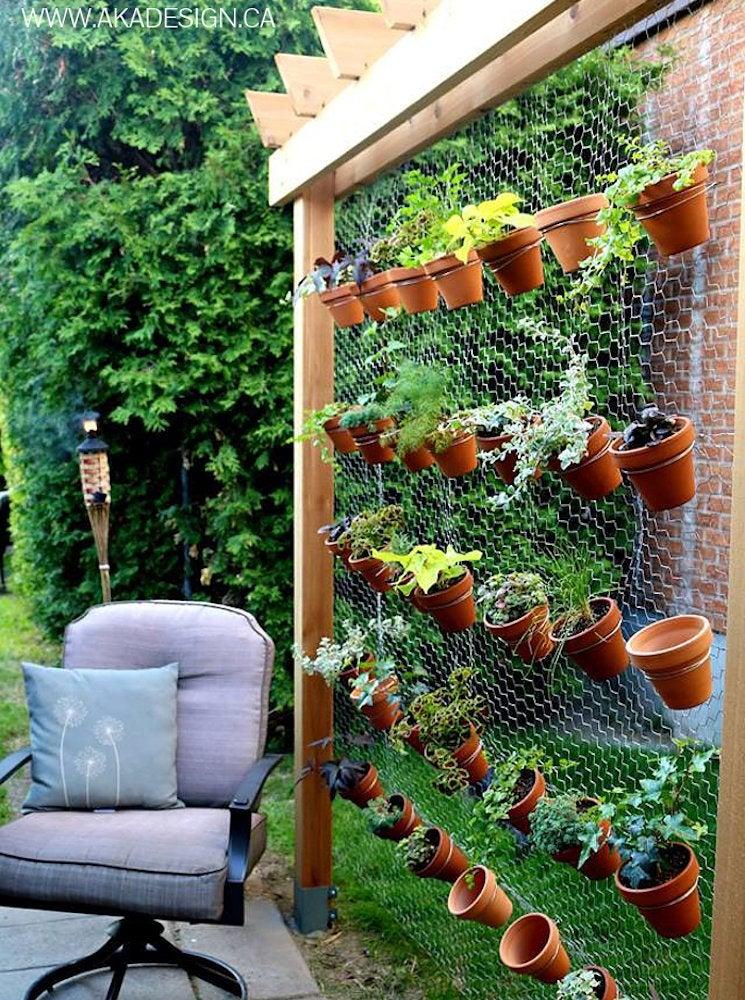 Diy Vertical Garden 10 Ways To Quot Grow Up Quot Bob Vila
