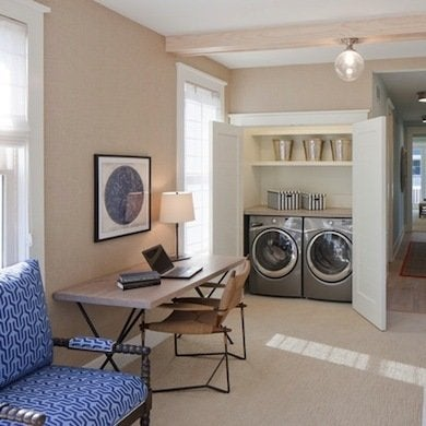 laundry room design - make any room a laundry room - bob vila a Laundry Room