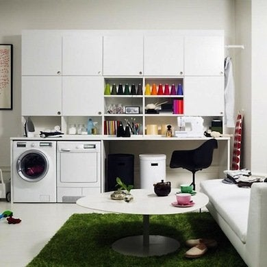 Laundry In Office