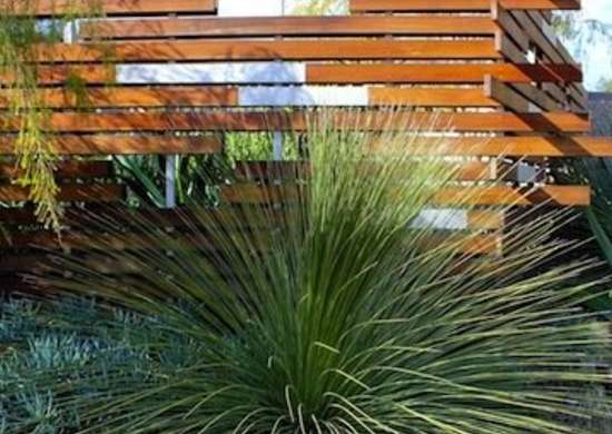 Contemporary Fence Design
