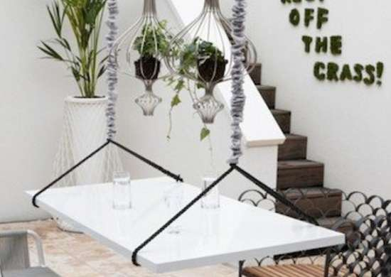 Suspended Table