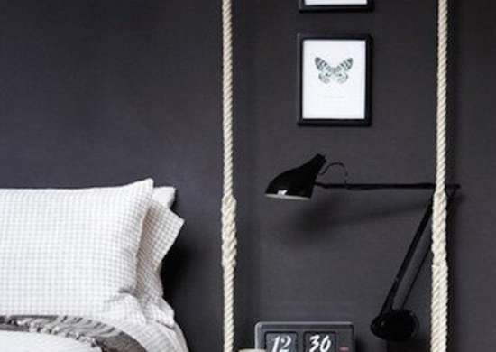 Suspended Nightstand