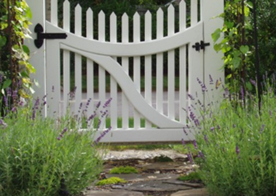 Diy Garden Gate Ideas 10 Great Entrances Bob Vila