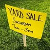 Hold a Yard Sale