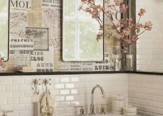 Decoupage Walls