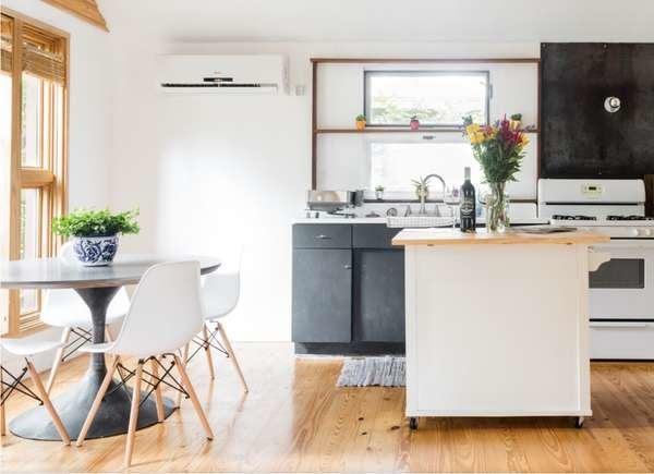 Eat-In Kitchen Ideas - 15 Space-Smart