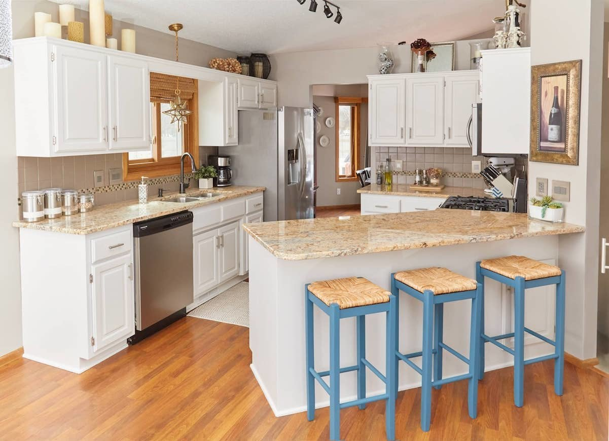 Eat-In Kitchen Ideas - 15 Space-Smart Designs - Bob Vila