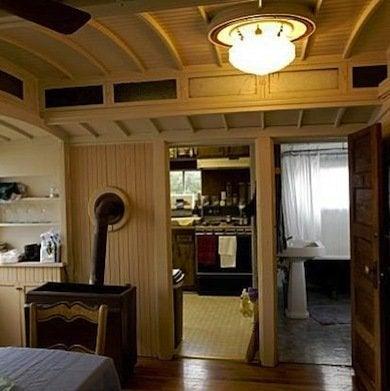Train Car Homes 9 Creatively Converted Cabooses Bob Vila