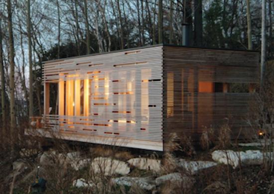 Tiny Cedar Cabin