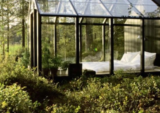 Tiny Glass House