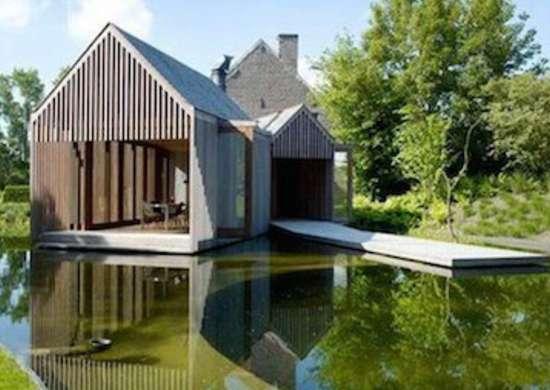 Floating Tiny House