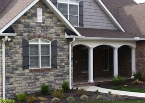 Stone Veneer Siding Stone Veneers 10 Rock Solid Wall Treatments Bob Vila