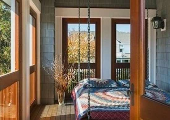 Sleeping-porch