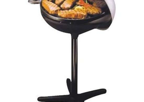 George Foreman Indoor/Outdoor Domed Grill