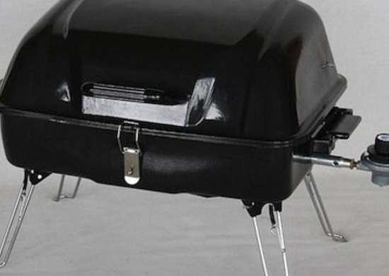 BBQ Pro Square Tabletop Gas Grill
