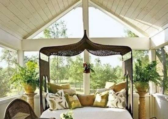 Screen Porch Ideas 12 Ly Serene Inspirations Bob Vila