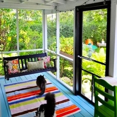 Colorful-porch