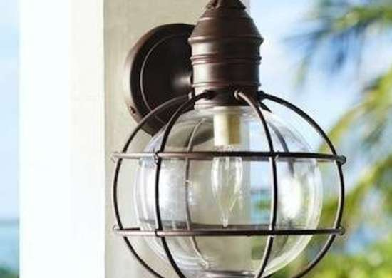 Outdoor Wall Sconce