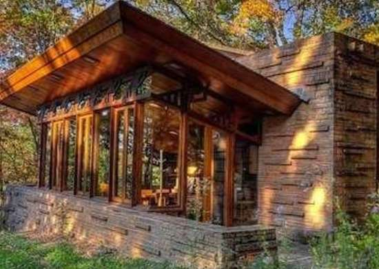 Frank Lloyd Wright Rental House 10 Breathtaking Homes