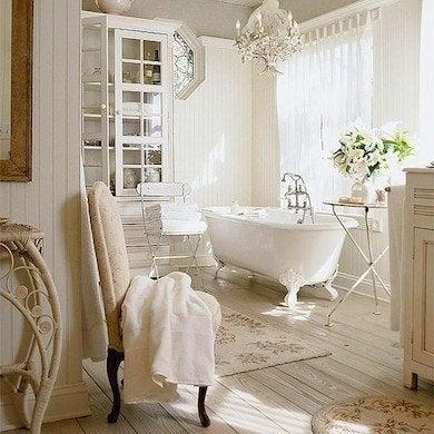 Country Bathroom Ideas 10 Scene