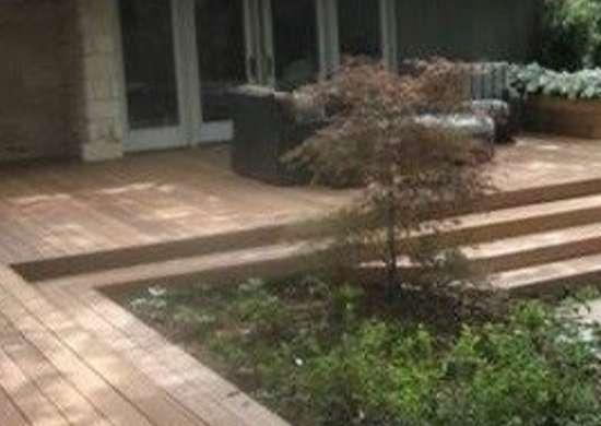 Landscapingnetwork deck stars ipe wood deck david rolston landscape architects 470