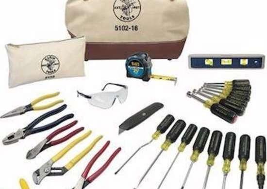 Klein Tool Set