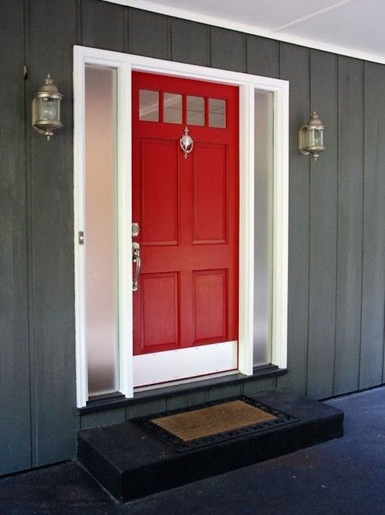 14 Eye Catching Options For Your Front Door