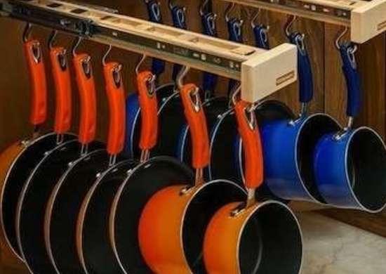 Glideware Storage