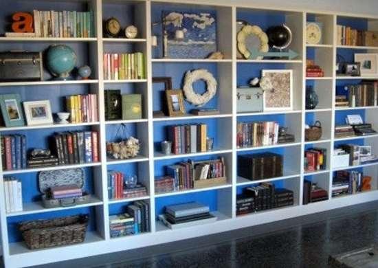 Organized Bookshelf