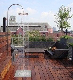 Mataverdecking.com ipe rooftop deck