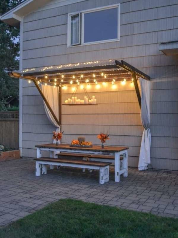 Patio Shades Ideas - 10 Clever Ways to Take Cover Outdoors ... - photo#13