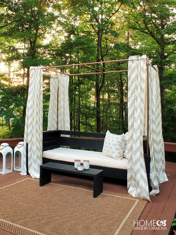 Patio Shades Ideas - 10 Clever Ways to Take Cover Outdoors ... - photo#11