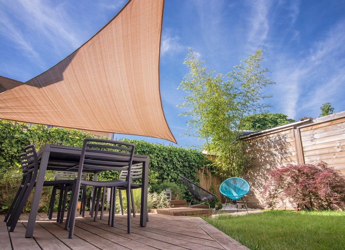 10 Smart Ways To Bring Shade Your Outdoor E