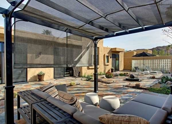 Patio Shades Ideas - 10 Clever Ways to Take Cover Outdoors ... - photo#10
