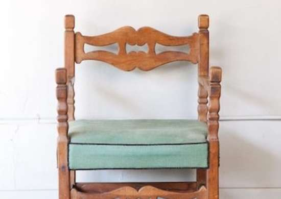 Wood Folk Chair
