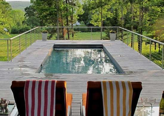 Pool in a Deck