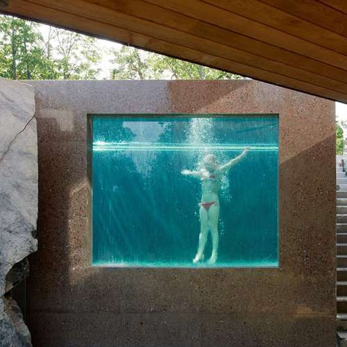 See through pool aboveground pools 10 reason to - Custom above ground pool ...