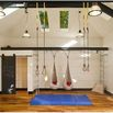 Garage Transformed into Home Gym