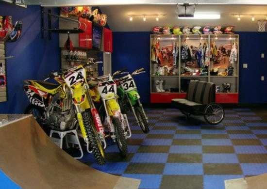 BMX Garage