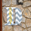 DIY House Letters