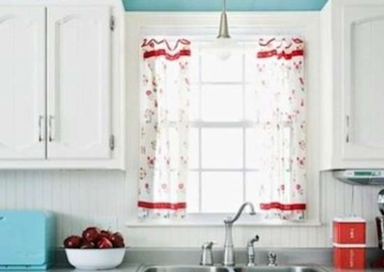 Retro Kitchen Curtains