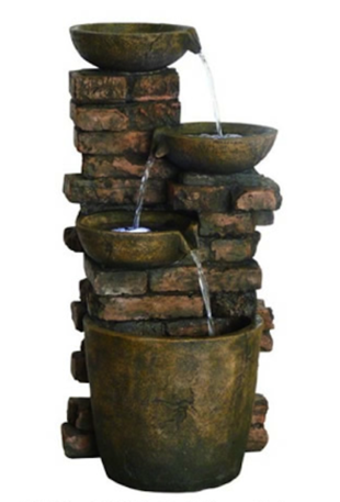 Garden fountains.com