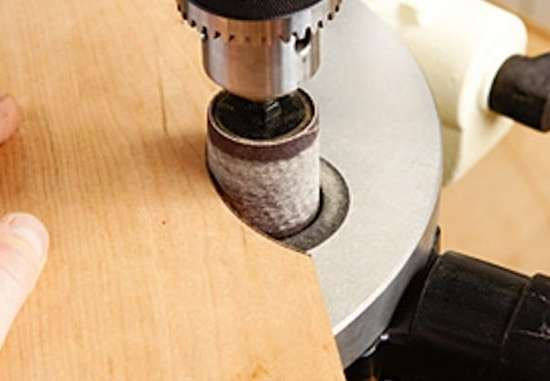 Power Drill Sanding Drums