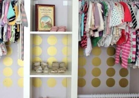 Baby Closet Idea