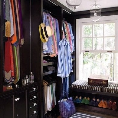 Dressing Room Seating Closet Ideas 11 Design